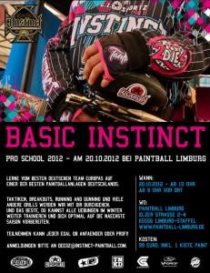 Pro School 2012 Ramstein Instinct