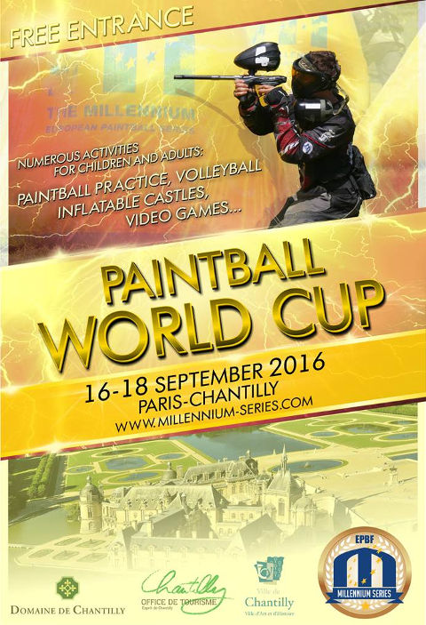 Paintball World Cup 2016