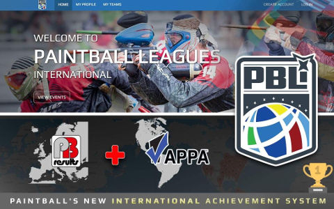Paintball Leagues International 2018